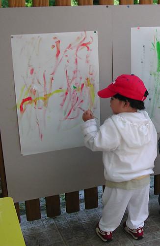 The Left Handed Artist