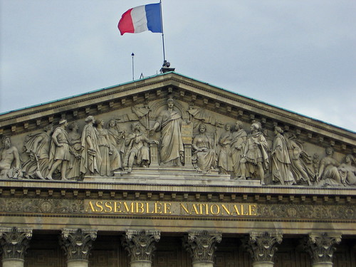 Paris Assemblée nationale
