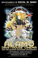 Alamo Drafthouse Cinema Ad