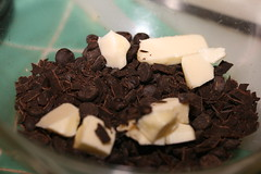 Chocolate Chunkers (Dorie Greenspan recipe)