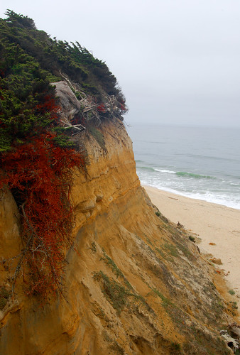 Cliff Shores, Half Moon Bay, California