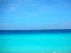 Cancun Mexico (Cristina Bruseghini de Di Maggio) Tags: ocean blue sea sky water azul mexico mar agua mare blu ciel oasis cielo cancun oceano laqua caribe blueribbonwinner singintheblues totalphoto platinumphoto anawesomeshot colourartaward explorewinnersoftheworld