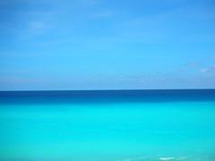 Cancun Mexico (Cristina Bruseghini de Di Maggio) Tags: ocean blue sea sky water azul mexico mar agua mare blu ciel oasis cielo cancun oceano laqua caribe blueribbonwinner singintheblues totalphoto platinumphoto anawesomeshot colourartaward explorewinnersoftheworld