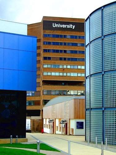 Huddersfield University 1 by TDR1.