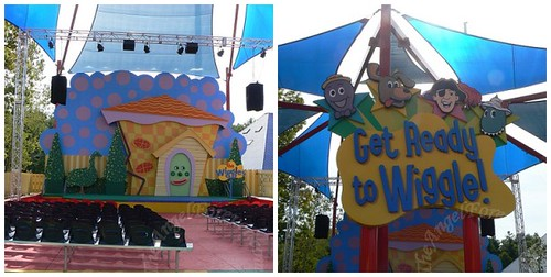 Wiggles show area