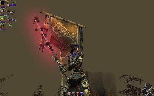 the Forgotten Armour, Galeblade