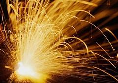 close up of a sparkler (EpicFireworks) Tags: fireworks bonfire pyro 13g loud barrage pyrotechnics sib epicfireworks