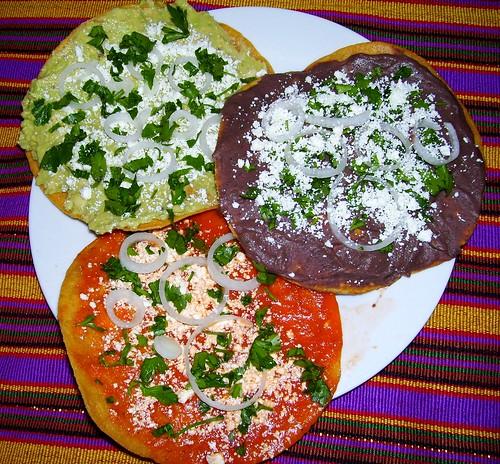 Resultado de imagen para tostadas guatemaltecas