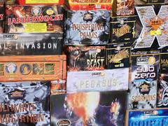 Close up of the Giant Bonfire (EpicFireworks) Tags: colour fireworks guyfawkes firework burst pyro sparks 13g epic pyrotechnics ignition singleignition