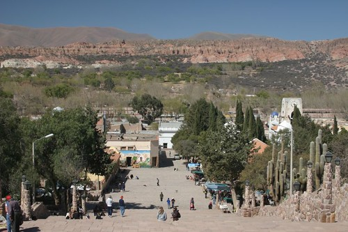 Humahuaca, north-western Argentina.