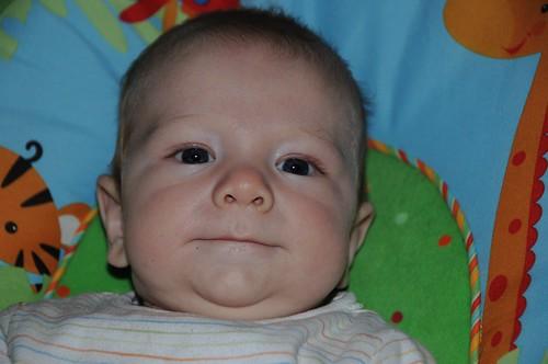 Zane at 3 months