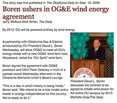 Wind Powered OU
