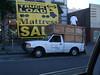 Geary street (Brian_Brooks) Tags: sf ca truck san francisco cardboard carton recycle