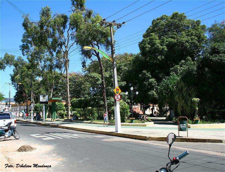 Foto do Parque Municipal 2008