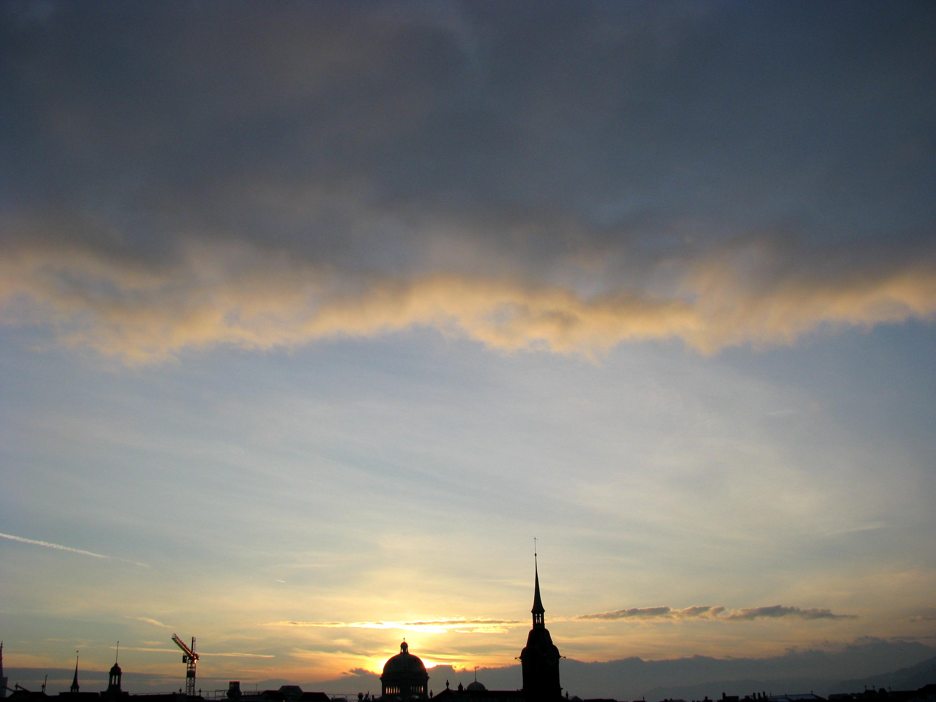 sonnenaufgang samstag