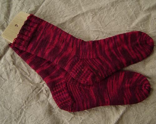 Sock #24 (52 Sock Challenge)