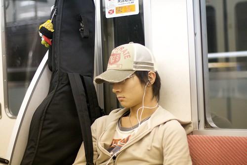 Subway in Tokyo