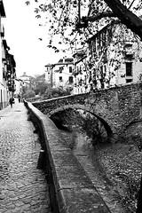 A Granada Street by Justin Korn