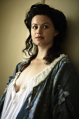 Rebecca Night is Fanny Hill in Fanny Hill