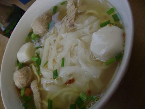 Kuey Teow Soup #2