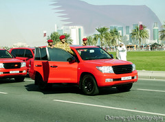 (  )           (charming_girl) Tags: day joan national doha qatar   do7a cermony qtr        q6r aldoha joaan jo3an  86r 8atar