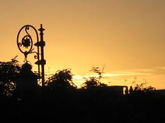 Sevilla (Graa Vargas) Tags: sunset espaa lamp sevilla spain luminria graavargas 2008graavargasallrightsreserved 5603141010