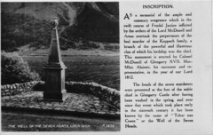 The Well of the Seven Heads, Loch Oich