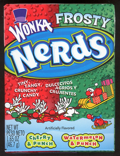 Frosty Christmas Nerds