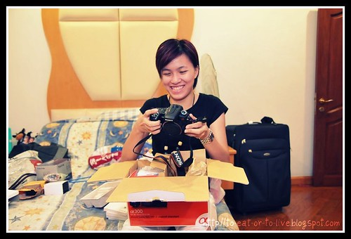 Happiness is getting a DSLR