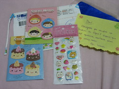 Comprinhas: Papelaria (**Danika**) Tags: shop notes stickers cutes