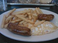first sausage