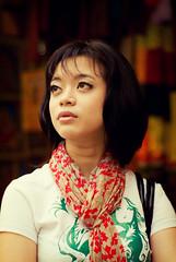 Kuala Lumpur Portraiture (wazari) Tags: street portrait urban art classic lady photoshop vintage town model asia photoshoot artistic candid naturallight retro east portraiture malaysia kualalumpur asean outing perempuan indianstreet gadis photoouting atira lebohampang wazari chotcandid