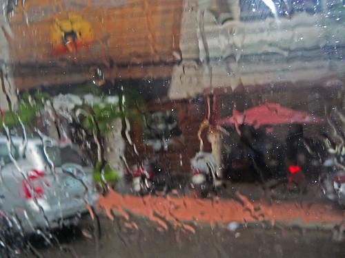 Strange rains