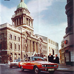 Rover P6 Advert TLF587N