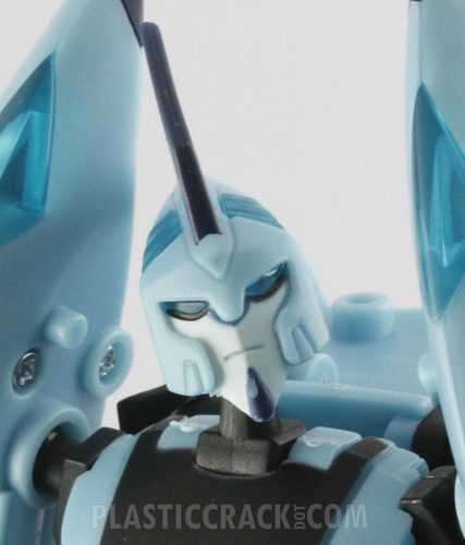 Transformers Animated Blurr (closeup)