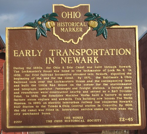 Early Transportation in Newark