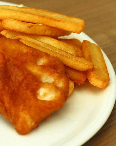 Fish and chips - DSC_0515