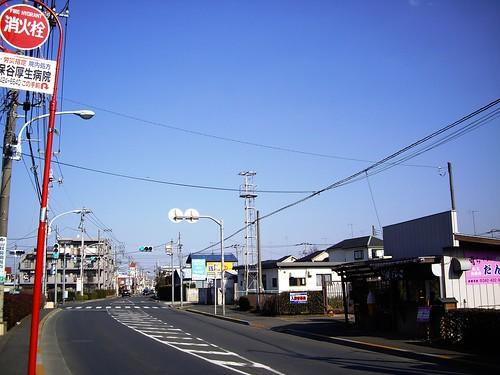 又六の火の見櫓(西東京市)