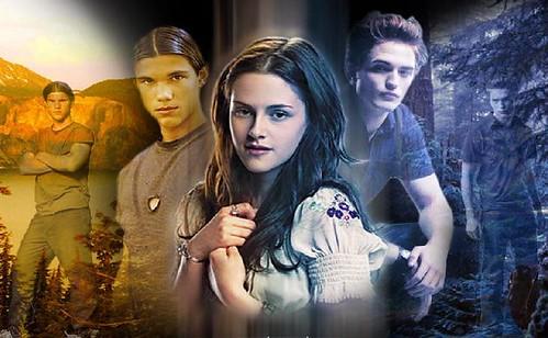Edward/Bella/Jacob Triangle by addictedtotwilight84.
