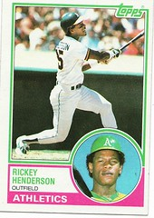 Rickey Henderson (eks4003) Tags: sports athletics baseball halloffame henderson mbl oakand rickey rickeyhenderson as