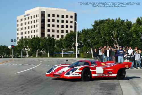 Porsche 917 Cars Coffee Meet Irvine