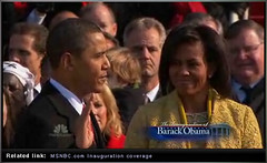 Inauguration of Barack Obama by manueb @ Flickr