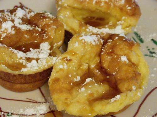 Puffy Pancakes