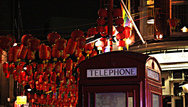 Chinatown Telephone