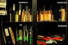 Bookshelf Una: Middling Shelves