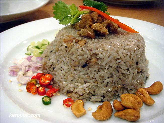 Olive Rice