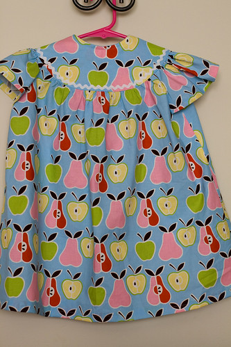 Pear and Apple Dress