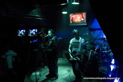 Tomates Fritos. El Teatro Bar. 29/01/09