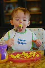 good eater