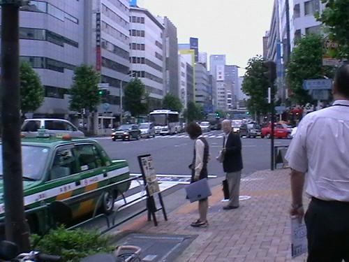 Tokyo Jalan2-papan tanda dimana2